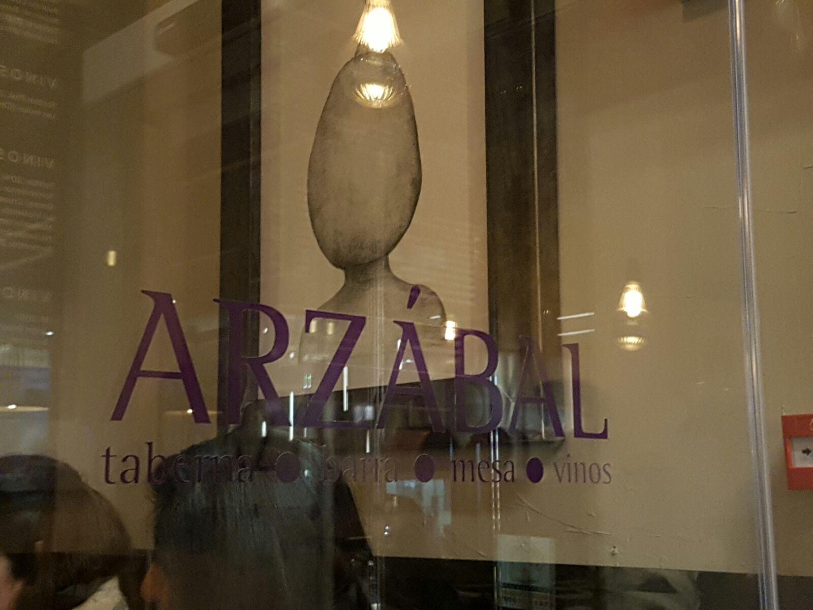 Taberna arzabal buen tapeo en ponzano madrid ideal tapeo - Zona chamberi madrid ...
